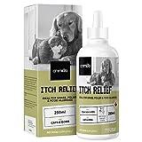 Anti Picor para Perros y Gatos 250ml | Suplemento Natural para Picores, Irritaciones y Alergia